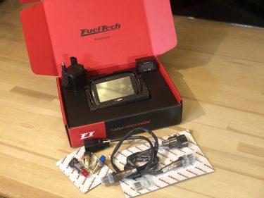 FuelTech FT450 入荷